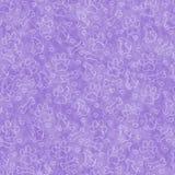 Fondo púrpura de la repetición del modelo de la teja del perrito Imagen de archivo libre de regalías