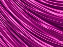 Fondo púrpura de la textura de la seda 3D stock de ilustración