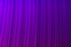 Fondo púrpura del extracto de la óptica de fibras imagen de archivo libre de regalías