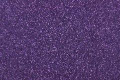 Fondo púrpura del extracto de la textura del brillo Foto de archivo libre de regalías