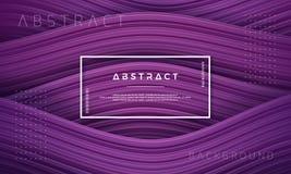 Fondo púrpura del extracto, dinámico y texturizado para su elemento y otros del diseño libre illustration