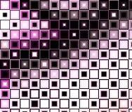 Fondo púrpura del modelo Ilustración del Vector