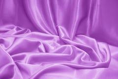 Fondo púrpura del satén - fotos comunes Fotos de archivo libres de regalías
