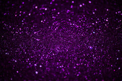 Fondo púrpura oscuro del brillo de la bengala Imagen de archivo libre de regalías