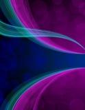 Fondo púrpura y azul Imagenes de archivo
