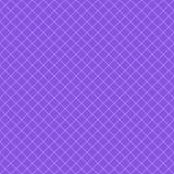 Fondo púrpura y blanco del modelo de la repetición de la marca de rayitas cruzadas Foto de archivo