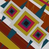 Fondo para el diseño material con las líneas gráficas Fotos de archivo