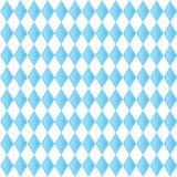 Fondo para el Fest de octubre con los diamantes azules Imagen de archivo libre de regalías