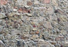Fondo, pared medieval, Jelenia Gora, Polonia Fotos de archivo libres de regalías