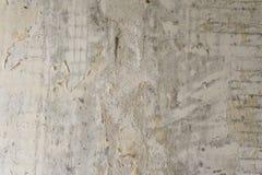 Fondo Pared sucia Muro de cemento Pared gris sin pintar Imagenes de archivo