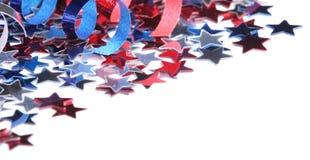 Fondo patriótico Imágenes de archivo libres de regalías