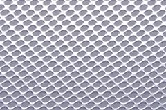 Fondo perforato di alluminio, struttura per industria, progettazione 3d illustrazione di stock