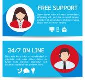 Fondo piano di Infographic di affari Fotografia Stock Libera da Diritti