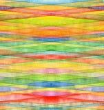 Fondo pintado acuarela abstracta ilustración del vector