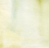 Fondo pintado acuarela de papel Imagen de archivo