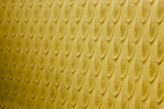 Fondo pintado amarillo abstracto Foto de archivo libre de regalías