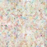 Fondo pintado artístico apenado sucio intrépido del collage fotografía de archivo