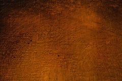 Fondo pintado Brown caliente Imágenes de archivo libres de regalías