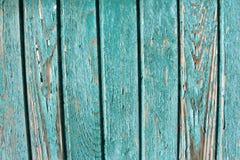 Fondo pintado de madera Foto de archivo libre de regalías