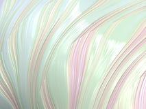Fondo pintado del color en colores pastel Foto de archivo libre de regalías