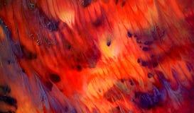 Fondo pintado a mano abstracto Imagen de archivo