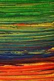 Fondo pintado a mano abstracto Imagenes de archivo