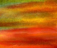 Fondo pintado a mano abstracto en colores pastel Fotografía de archivo