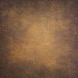 Fondo pintado a mano anaranjado abstracto del vintage Fotografía de archivo libre de regalías