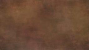 Fondo pintado a mano de Brown Fotografía de archivo libre de regalías