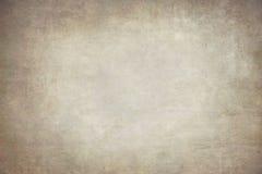 Fondo pintado a mano del algodón de Brown Imagen de archivo libre de regalías