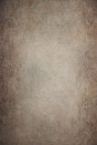 Fondo pintado a mano del algodón de Brown Imagenes de archivo