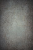 Fondo pintado a mano gris Imagen de archivo