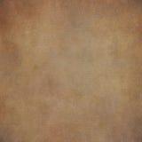 Fondo pintado a mano marrón abstracto del vintage Fotografía de archivo libre de regalías