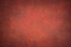 Fondo pintado a mano rojo abstracto del vintage Foto de archivo libre de regalías