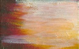 Fondo, pittura acrilica Fotografia Stock