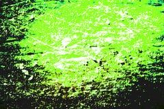 Fondo pixelated misero astratto d'avanguardia nei toni verdi fotografia stock libera da diritti
