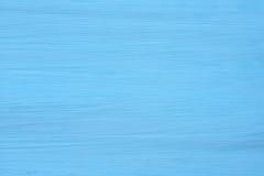 Fondo plástico azul Fotografía de archivo