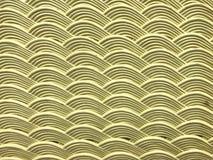 Fondo plástico de la textura del modelo de la fibra, onda gráfica del modelo del papel pintado, forma de detalle plástica industr Fotografía de archivo libre de regalías
