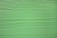 Fondo plástico verde Foto de archivo