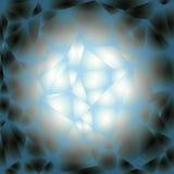 Fondo poligonal Foto de archivo libre de regalías