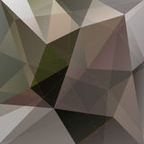 Fondo poligonal abstracto Imágenes de archivo libres de regalías