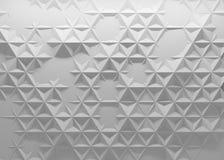 fondo poligonal 3D Fotos de archivo