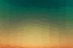 Fondo poligonal del mosaico Fotos de archivo