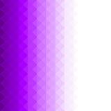 Fondo poligonal púrpura del mosaico Foto de archivo