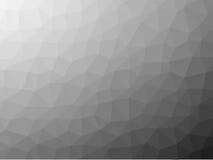 Fondo poligonale Immagine Stock