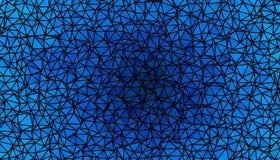 Fondo poligonale astratto Struttura a triangolo Fotografie Stock