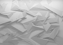 fondo poligonale 3D Immagine Stock Libera da Diritti