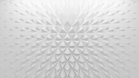 fondo poligonale 3D Fotografia Stock