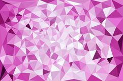 Fondo poligonale del mosaico Immagini Stock
