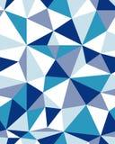 Fondo poligonale del mosaico Fotografia Stock Libera da Diritti